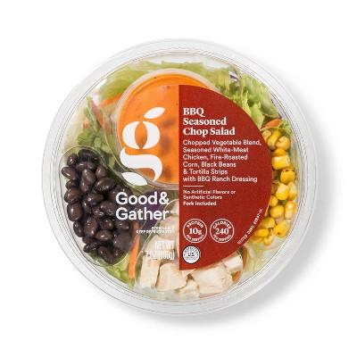 BBQ Seasoned Chop Salad Bowl - 7oz - Good & Gather™