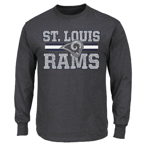 St. Louis Rams Men's Long Sleeve T-Shirt XXL - image 1 of 1