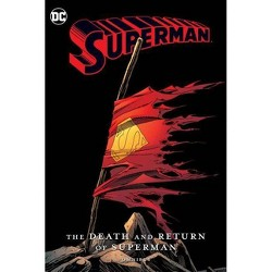 The Death and Return of Superman Omnibus (New Edition) - by  Dan Jurgens (Hardcover)
