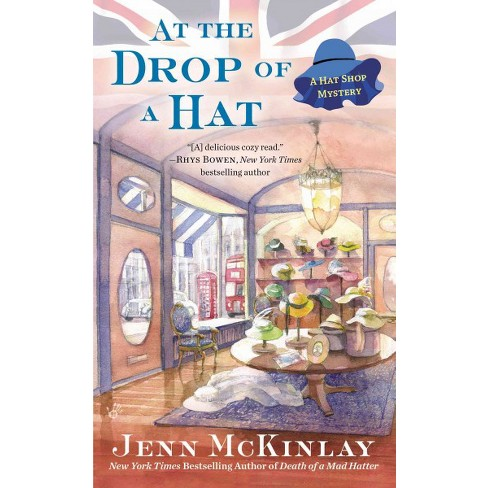 death of a mad hatter mckinlay jenn
