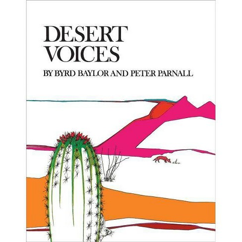 Desert Voices - (Desert Voices Juv) by  Byrd Baylor (Hardcover) - image 1 of 1