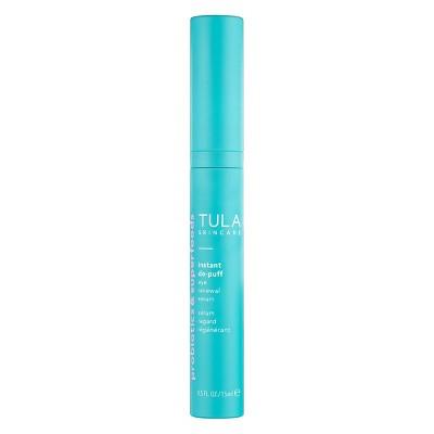 TULA Skincare Instant De-Puff Eye Renewal Serum - 0.5 fl oz - Ulta Beauty