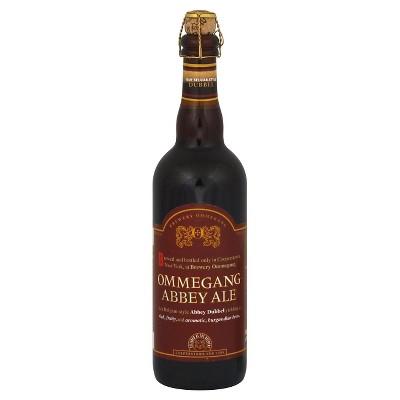 Ommegang Abbey Ale Beer - 22 fl oz Bottle