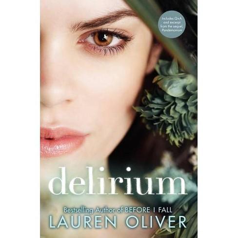 Delirium - by  Lauren Oliver (Hardcover) - image 1 of 1