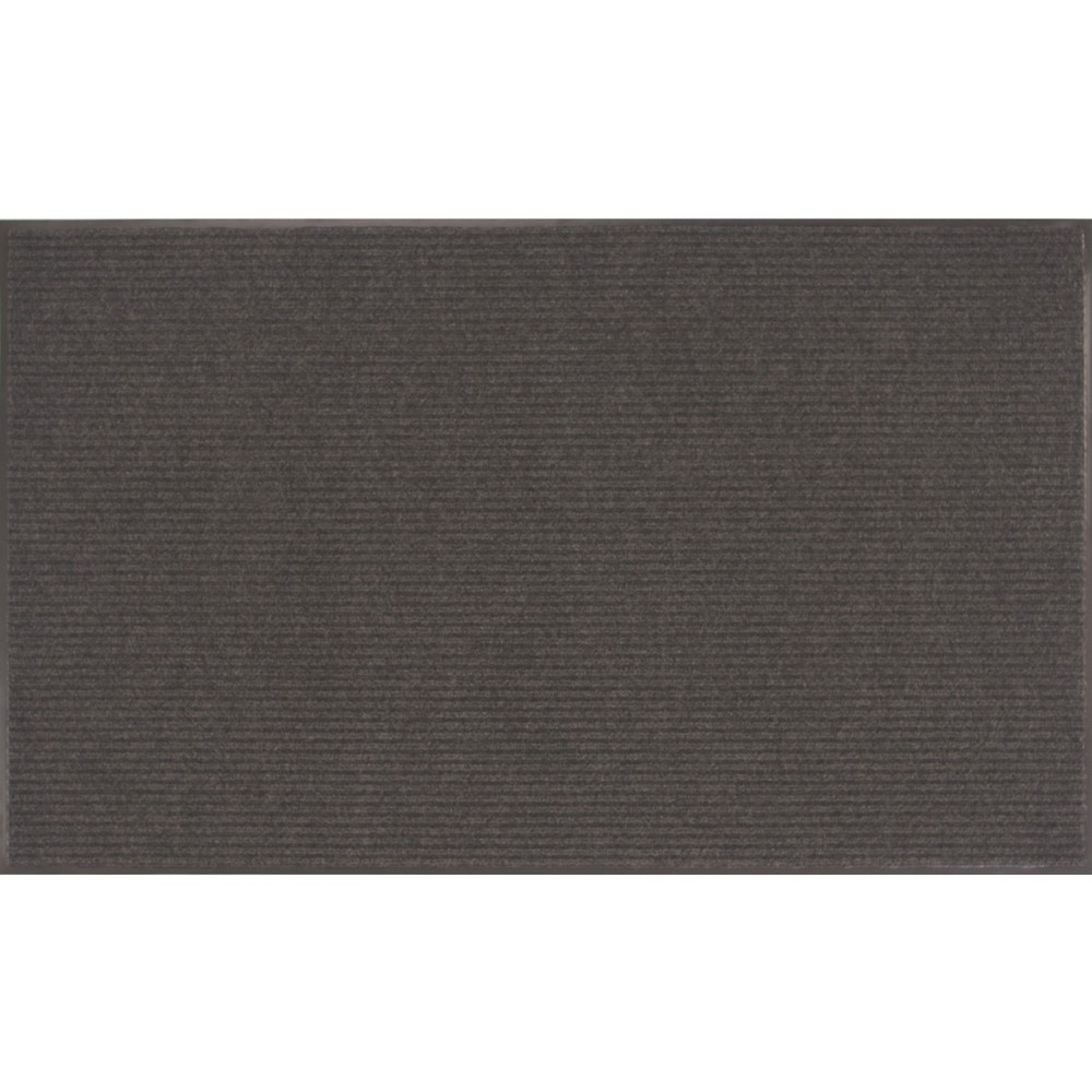 Image of 3'X5' Stripe Almost Black - Apache Mills