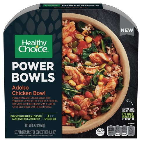 Healthy Choice PowerBowl Frozen Adobo Chicken - 9oz - image 1 of 1