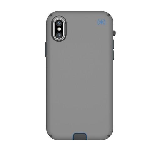 Speck Apple iPhone X Case Presidio Sport - Gunmetal Gray/Cobalt Blue/Slate Gray - image 1 of 8