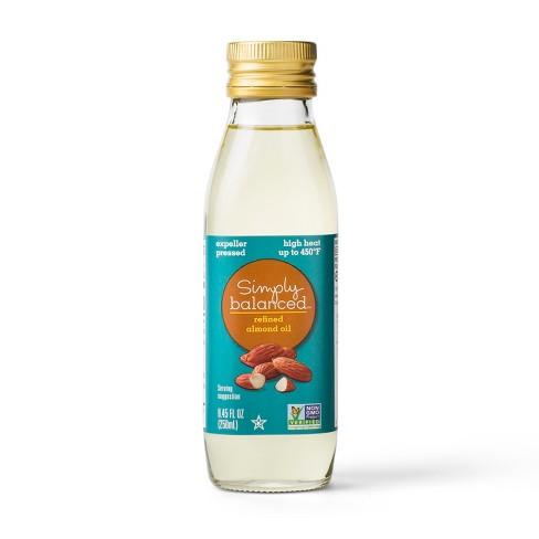 Almond Oil - 8.45oz - Simply Balanced™ - image 1 of 1