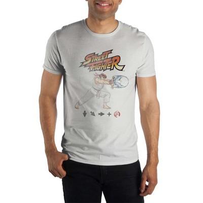 Men's Ryu Street Fighter Shirt