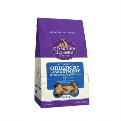 Dog Treats: Old Mother Hubbard Oven-Baked Dog Biscuits Small