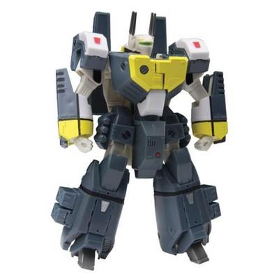Toynami Robotech GBP-1S Heavy Armor Veritech Transformable Action Figure: Roy Fokker