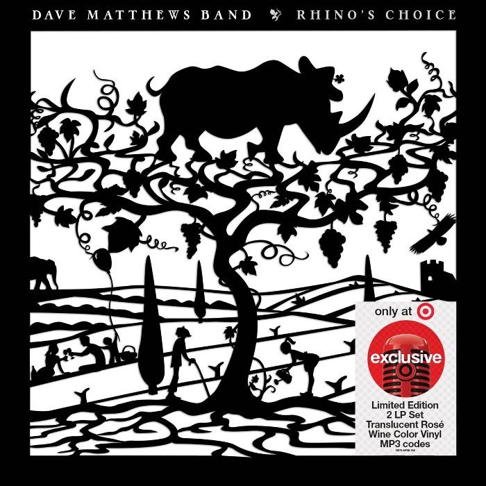 Dave Matthews Band Rhino's Choice (Target Exclusive) (Vinyl) - image 1 of 2