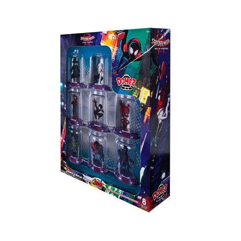 Domez Marvel Spider-Man: Into the Spiderverse Series 1 Eight Figure Pack - image 1 of 7