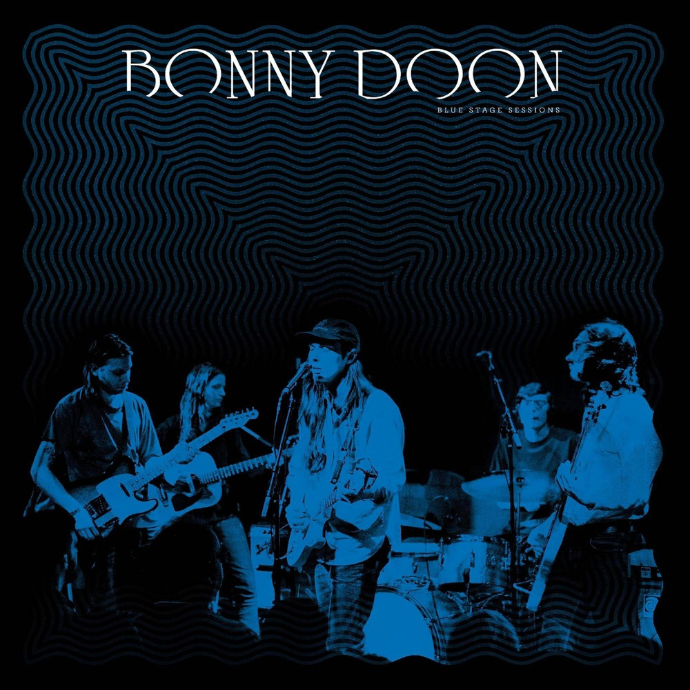 Doon Bonny Blue Stage Sessions Vinyl