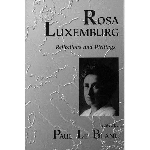 Rosa Luxemburg - (Revolutionary Studies) (Paperback) - image 1 of 1