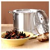 Imusa 20qt Tamale/Seafood Steamer with Rack & Lid - image 2 of 4