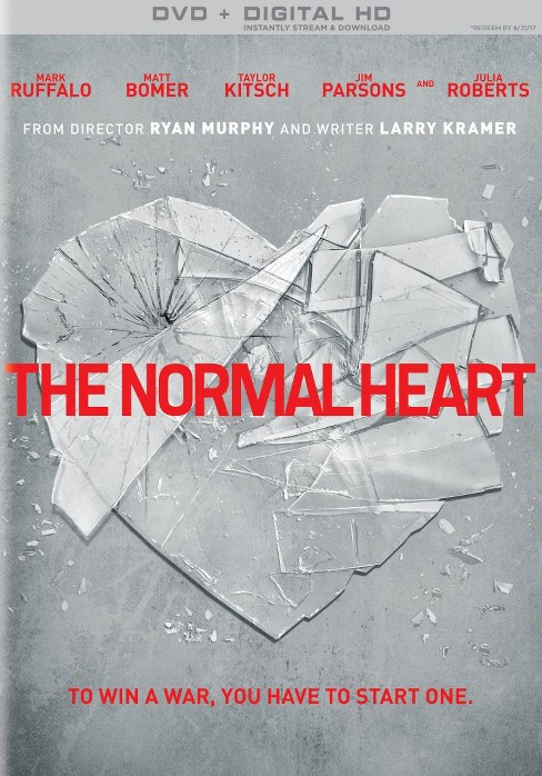 The Normal Heart (dvd_video) - image 1 of 1