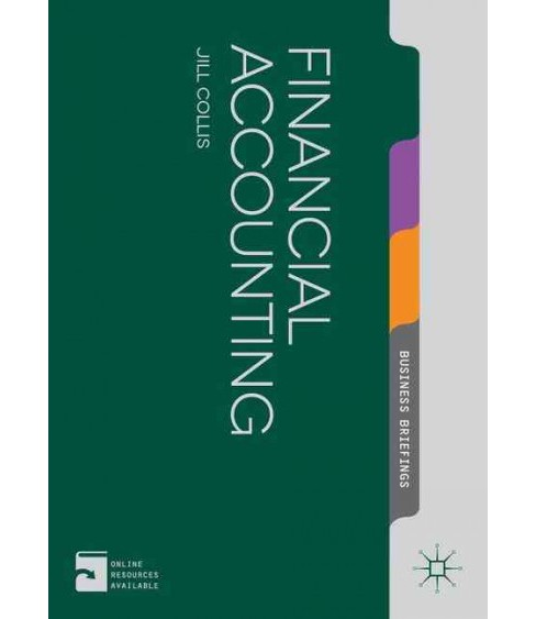 Financial Accounting (Paperback) (Jill Collis) - image 1 of 1
