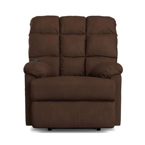 3c934ee30c8 Prolounger Microfiber Power Recline and Lift Wall Hugger Chair - Handy  Living