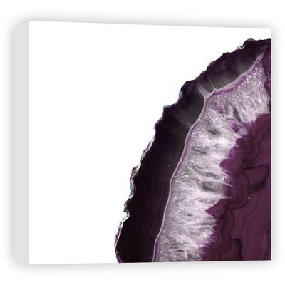 "16"" x 16"" Purple Trunk I Decorative Wall Art - PTM Images"