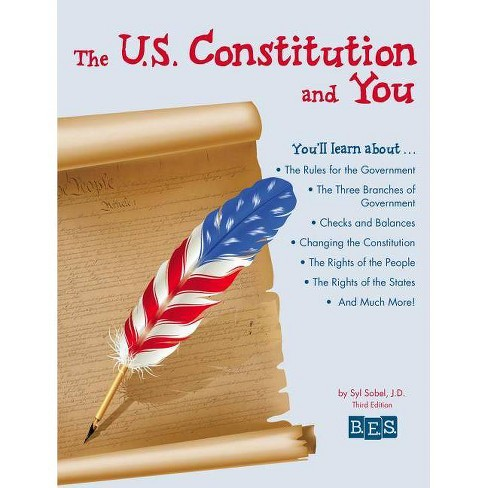 The U.S. Constitution and You - 3 Edition by  Syl Sobel J D (Paperback) - image 1 of 1