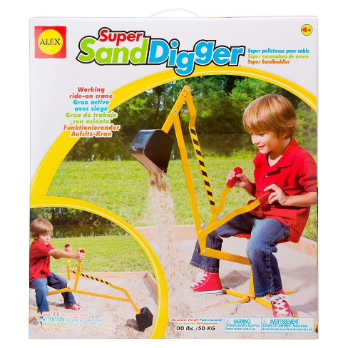 Alex Toys Active Play Super Sand Digger - image 1 of 3