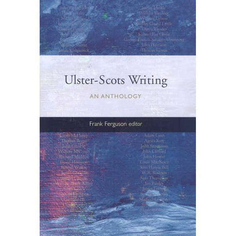 Ulster-Scots Writing - (Ulster and Scotland) (Hardcover) - image 1 of 1