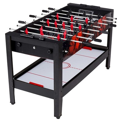 Franklin Sports 4 in 1 Quikset Game Table