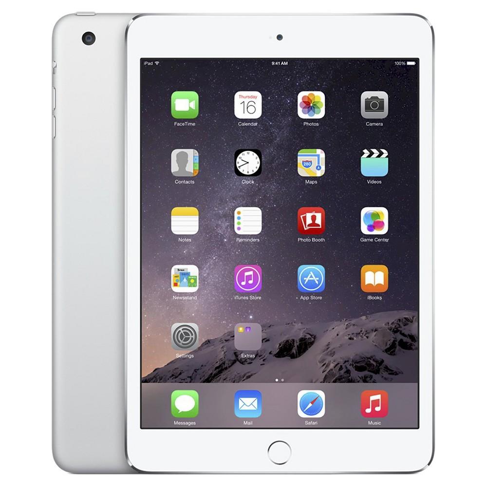 Apple iPad mini 3 Wi-Fi 64GB - Silver