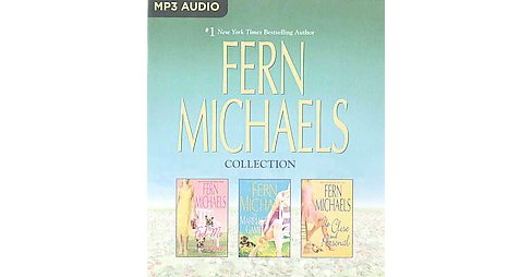 Fern Michaels Collection : Fool Me Once / the Marriage Game / Up Close and Personal (Unabridged) - image 1 of 1