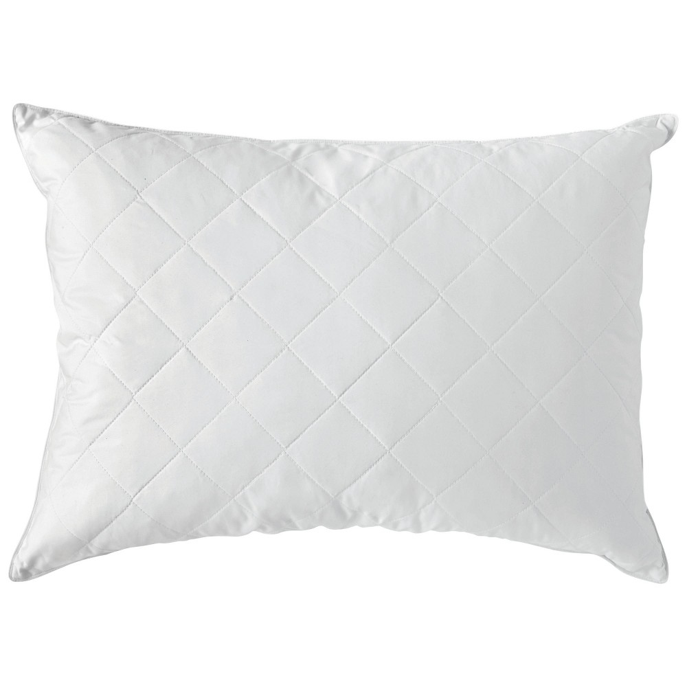 King Spa Luxury Quilted Bed Pillow Sealy