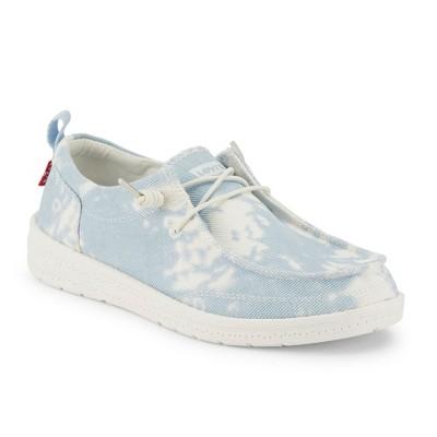 Levi's Womens Newt Tie Dye CVS Sporty Fashion Slip-on Sneaker Shoe
