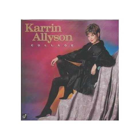 Karrin Allyson - Collage (CD) - image 1 of 1