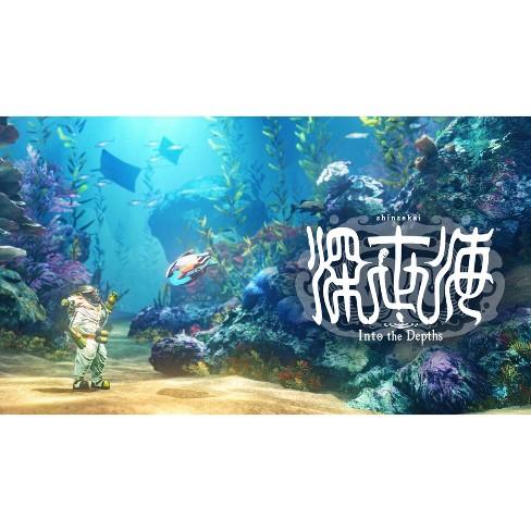 Shinsekai Into the Depths - Nintendo Switch (Digital) - image 1 of 4