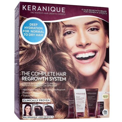 Keranique The Complete Hair Regrowth System - image 1 of 2
