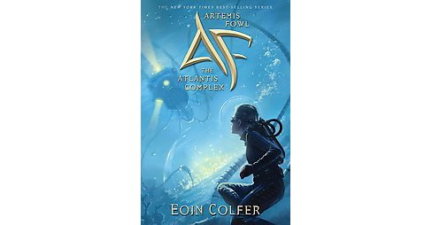 The Atlantis Complex ( Artemis Fowl) (Hardcover) by Eoin Colfer - image 1 of 1