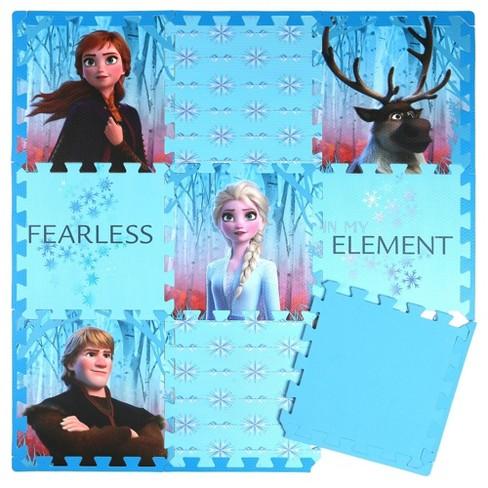 Disney Frozen 2 9pc Tile Foam