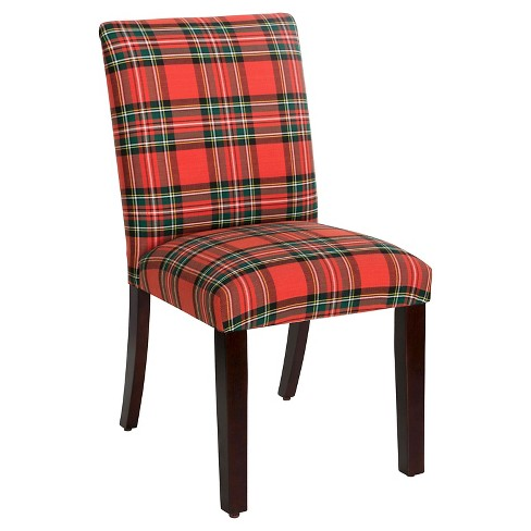 Uptown Dining Chair Red Skyline Furniture Target