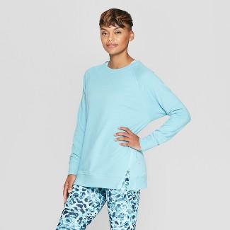 Women's Authentics Pullover - C9 Champion® Aqua M