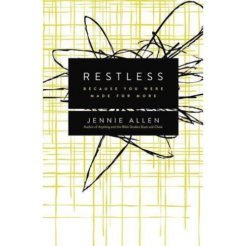 Restless - by  Jennie Allen (Paperback) - image 1 of 1