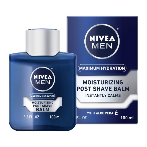 Nivea Men Maximum Hydration Moisturizing Post Shave Balm - 3.3 fl oz - image 1 of 4