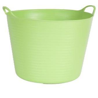 Colorful Tubtrug, 11 Gallon - Pistachio - Gardener's Supply Company