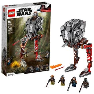 LEGO Star Wars: AT-ST Raider 75254 The Mandalorian Collectible Building Model