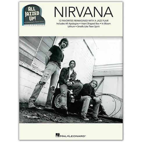 Hal Leonard Nirvana - All Jazzed Up!  Intermediate Piano Solo Songbook - image 1 of 1