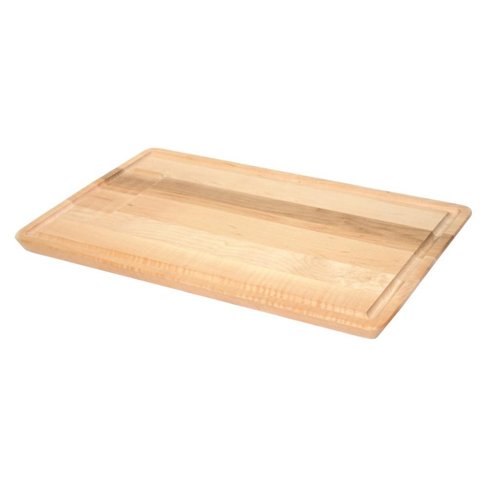 """Image of """"La Baie de l'artisan 11.75"""""""" X 17.75"""""""" X 0.75"""""""" Maple Roast Board"""""""