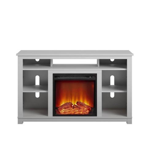 "55"" Brenner Fireplace Tv Stand - Room & Joy - image 1 of 4"