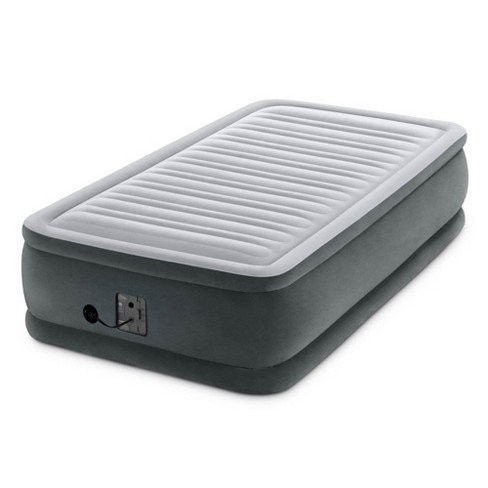 Intex Dura Beam Plus Series Comfort Plus Elevated Airbed w/ Built in Pump, Twin - image 1 of 4