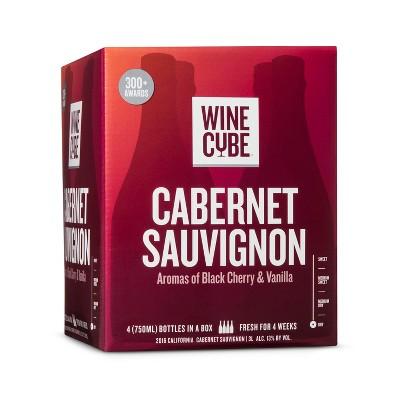 Cabernet Sauvignon Red Wine - 3L Box - Wine Cube™