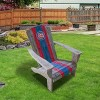 MLB Chicago Cubs Wooden Adirondack Chair - image 2 of 2
