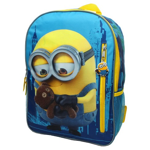 "Despicable Me 16"" Kids' Backpack - Blue - image 1 of 1"